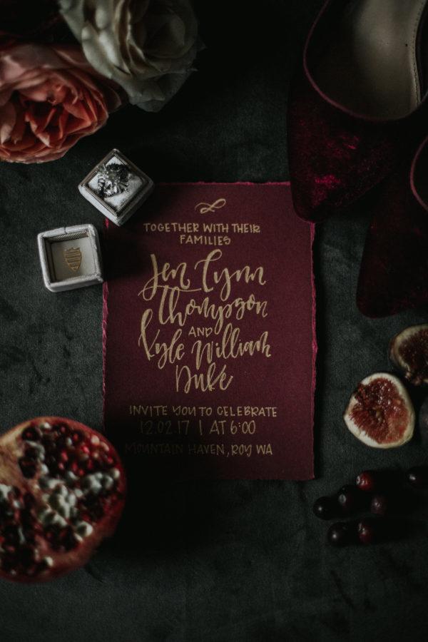 Romantic Wedding Inspiration at Mystical Washington Manor Sarah Thompson41