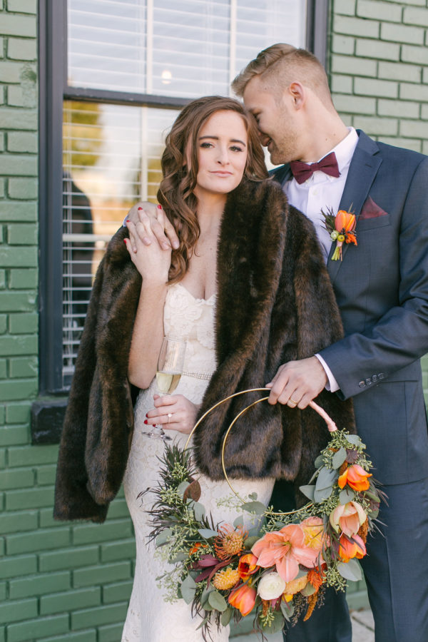 Sexy and Sweet Colorful Wedding Inspiration Heather Cook Elliott04