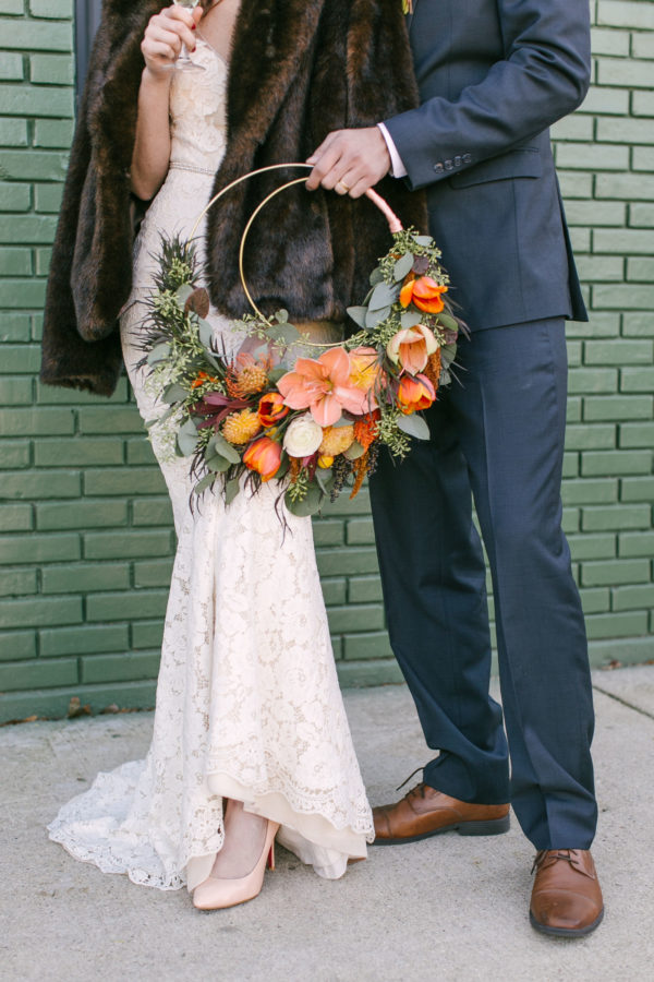 Sexy and Sweet Colorful Wedding Inspiration Heather Cook Elliott05