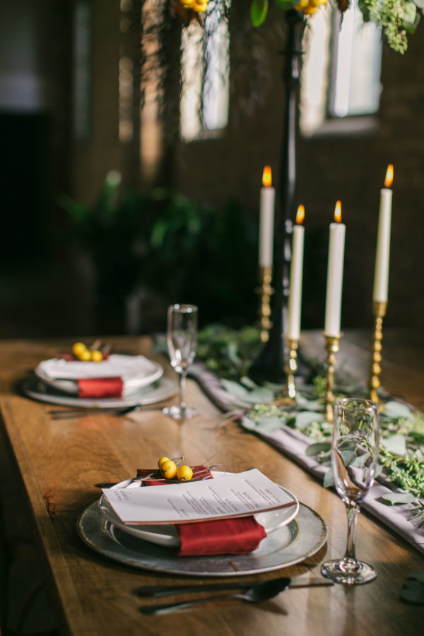 Sexy and Sweet Colorful Wedding Inspiration Heather Cook Elliott17