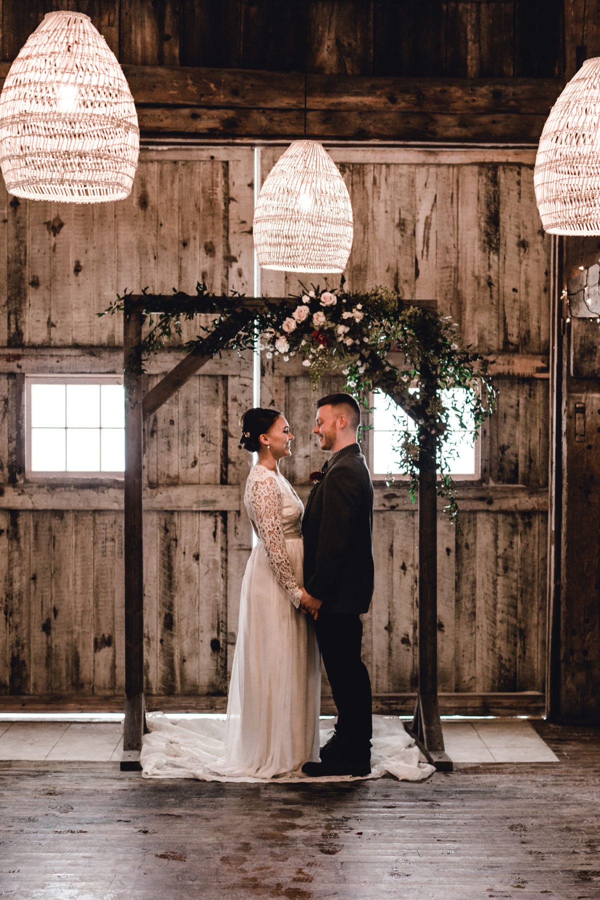 Barn Weddings in Maine