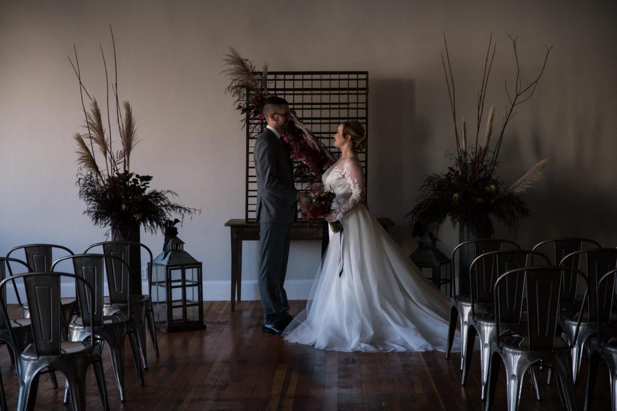 Urban Wedding Ceremony