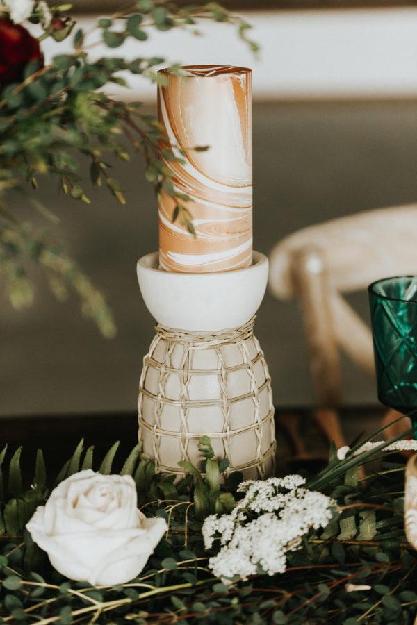 Neutral Boho Wedding Inspiration Plus Rose and Teal Colors Barbarah Pertulla16