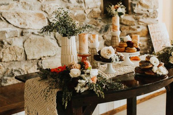 Neutral Boho Wedding Inspiration Plus Rose and Teal Colors Barbarah Pertulla23