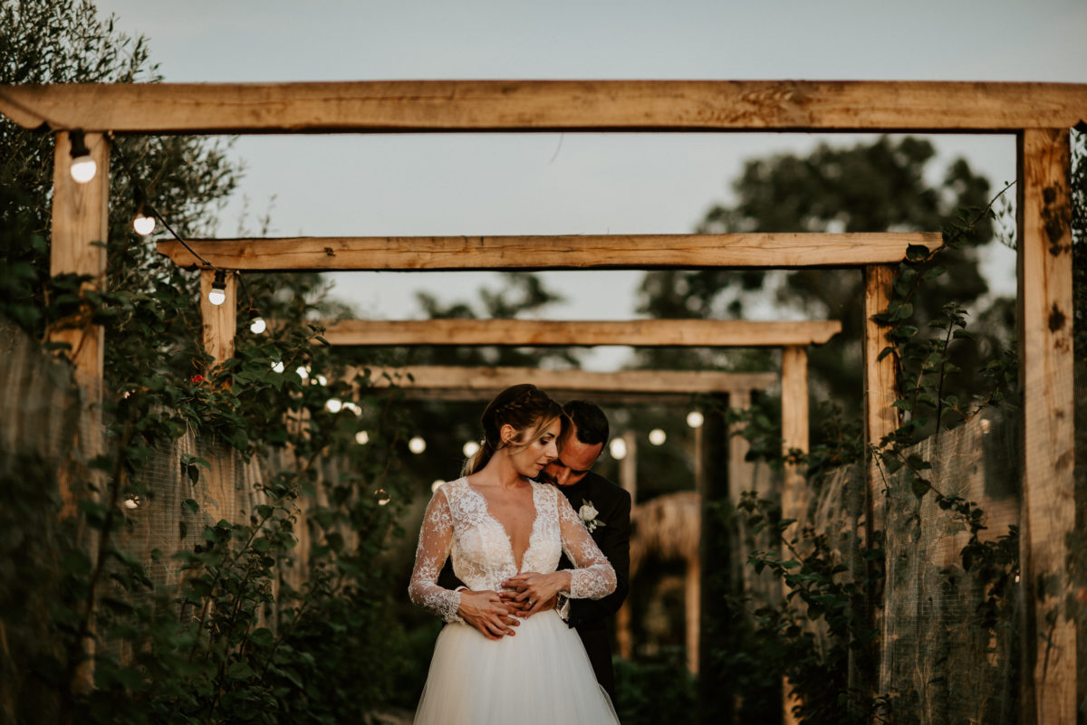 Elegant Farmhouse Wedding in Rome InstantiSenzaTempo19