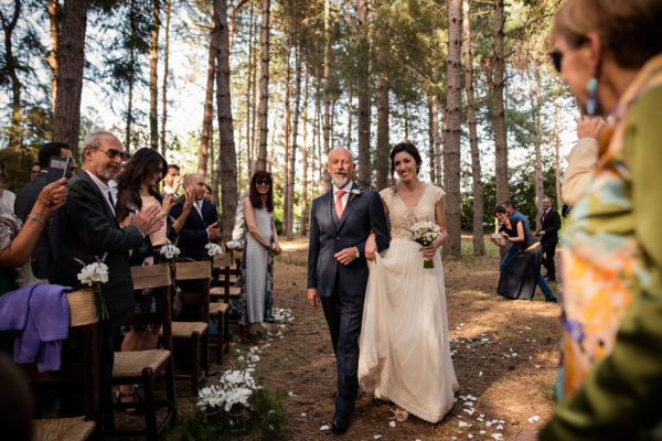 Whimsical Forest Wedding in Italy Istanti Senza Tempo06