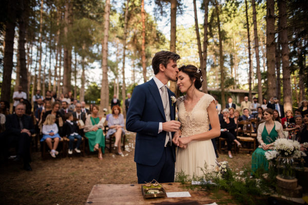 Whimsical Forest Wedding in Italy Istanti Senza Tempo14