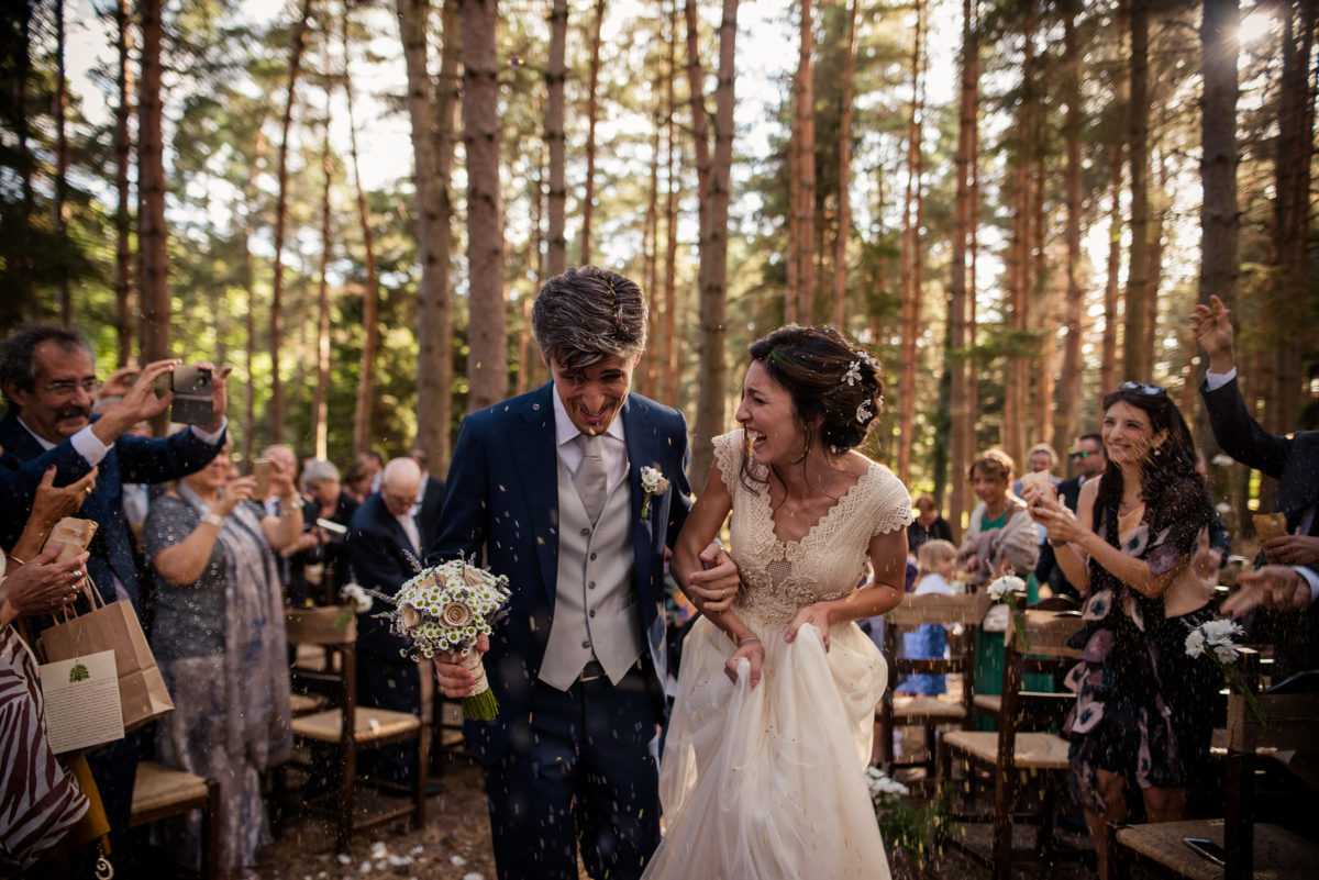 Whimsical Forest Wedding in Italy Istanti Senza Tempo18