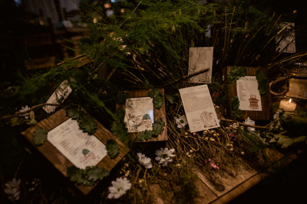Whimsical Forest Wedding in Italy Istanti Senza Tempo23