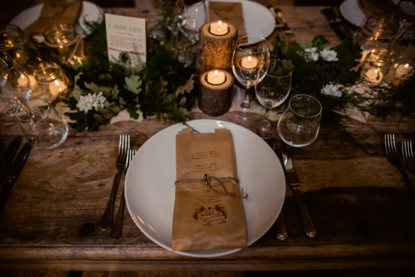 Whimsical Forest Wedding in Italy Istanti Senza Tempo24