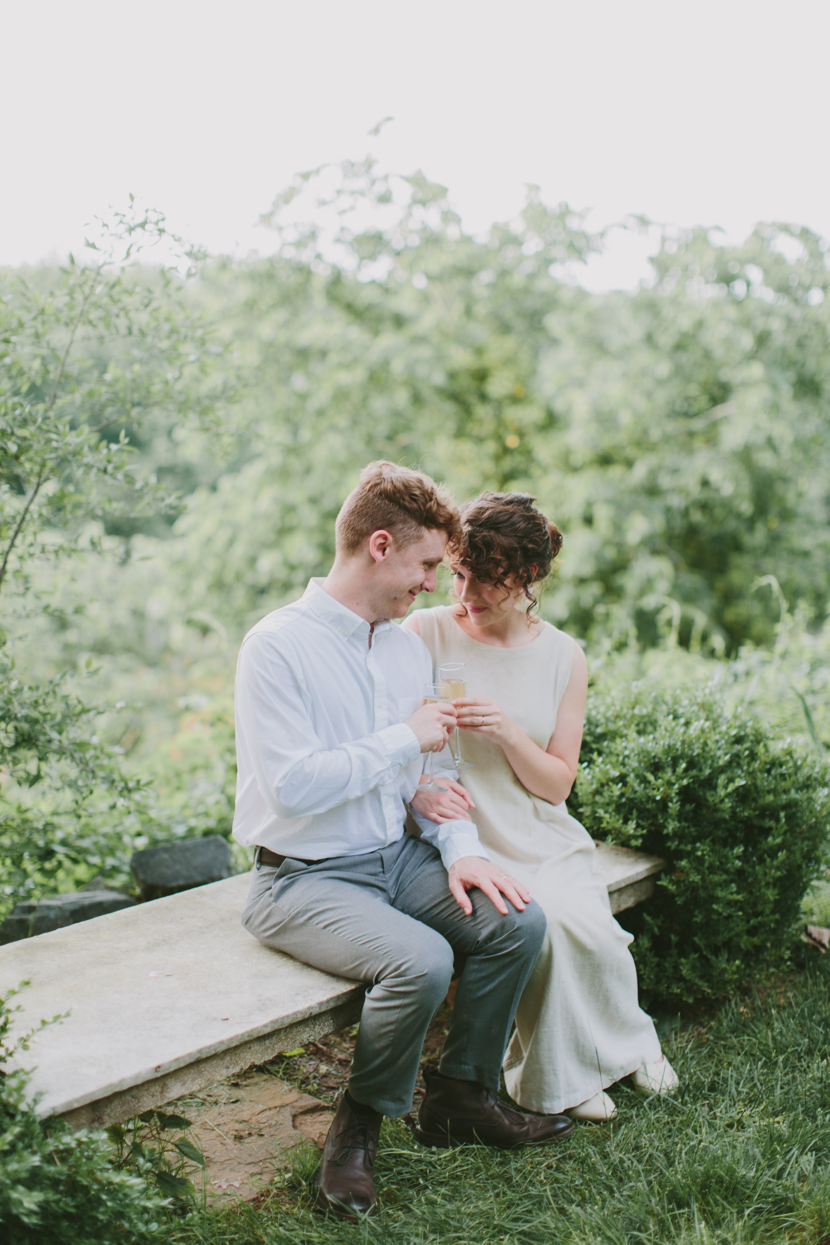 European-Style Countryside Elopement Inspiration