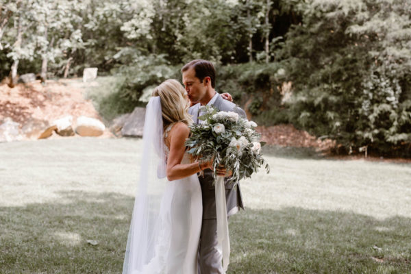 Organic Knoxville Wedding with A Neutral Palette Erin Morrison09