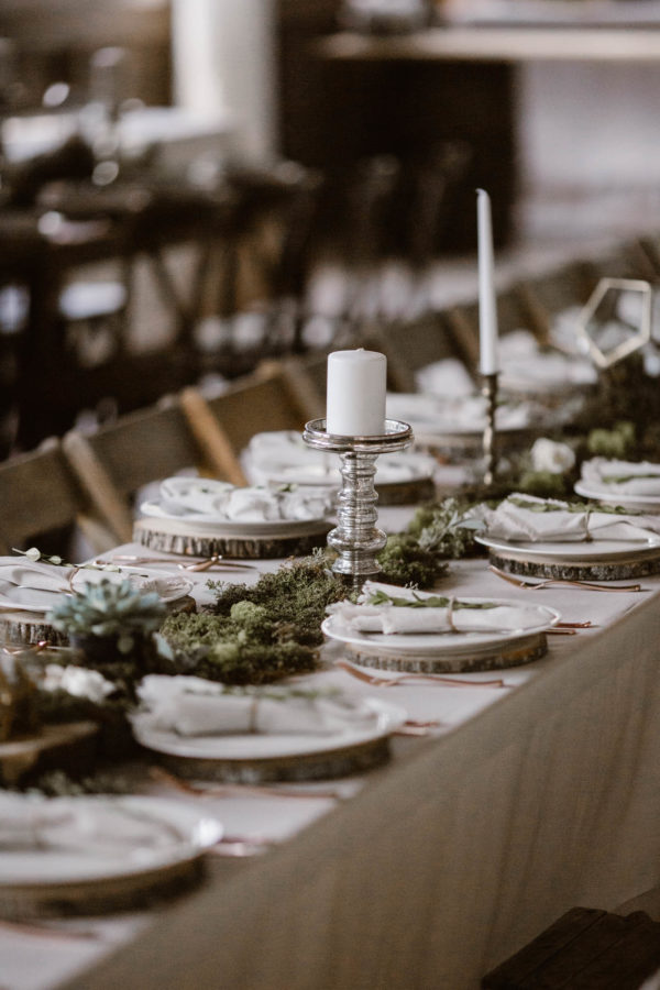 Organic Knoxville Wedding with A Neutral Palette Erin Morrison16