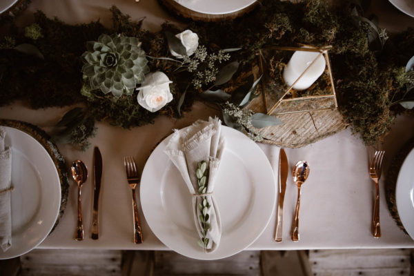 Organic Knoxville Wedding with A Neutral Palette Erin Morrison17