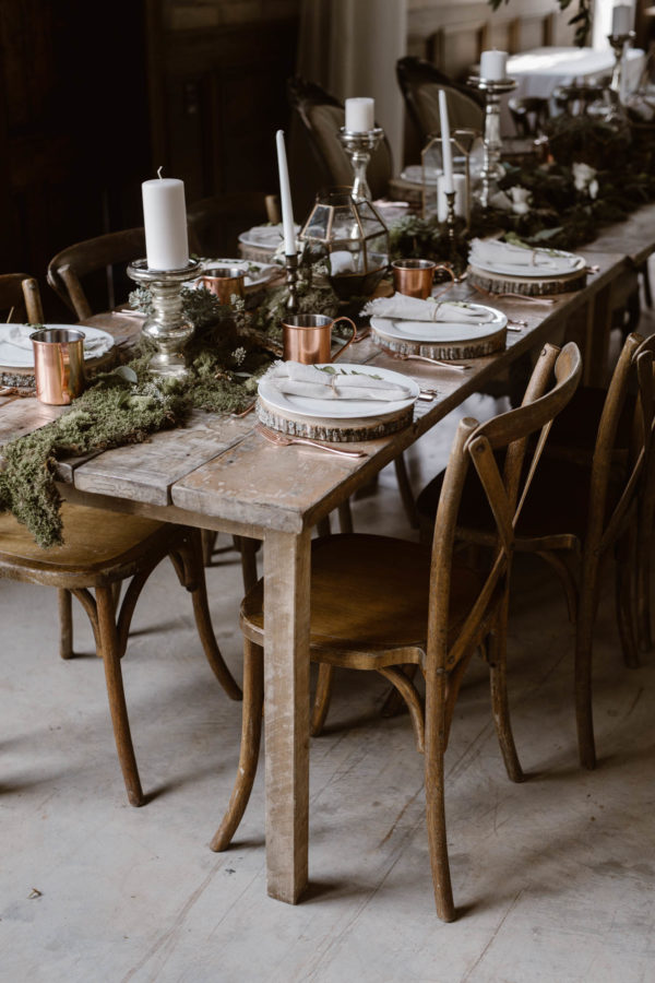 Organic Knoxville Wedding with A Neutral Palette Erin Morrison18