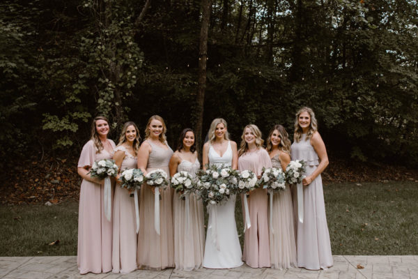 Organic Knoxville Wedding with A Neutral Palette Erin Morrison29