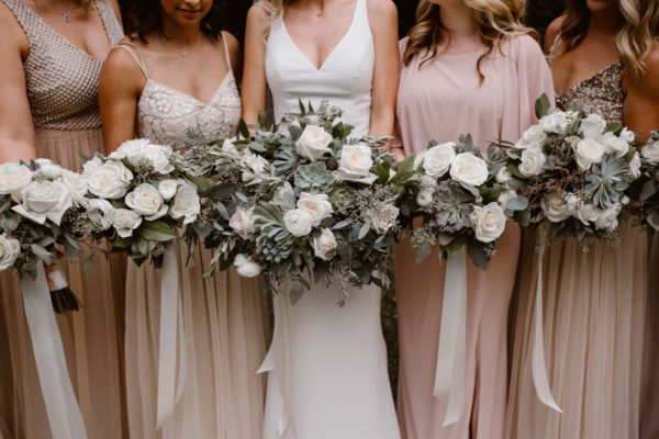 Organic Knoxville Wedding with A Neutral Palette Erin Morrison30