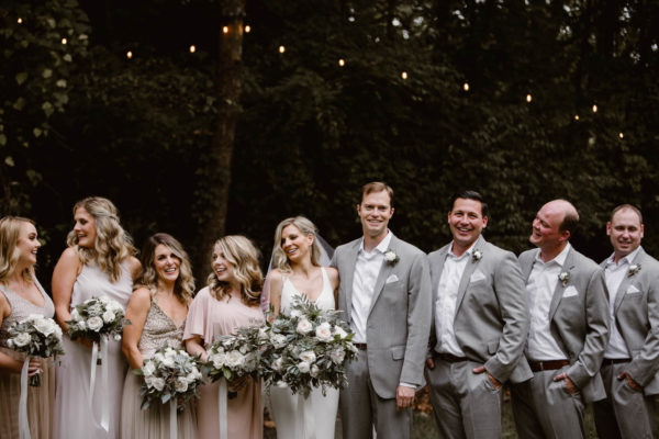 Organic Knoxville Wedding with A Neutral Palette Erin Morrison31