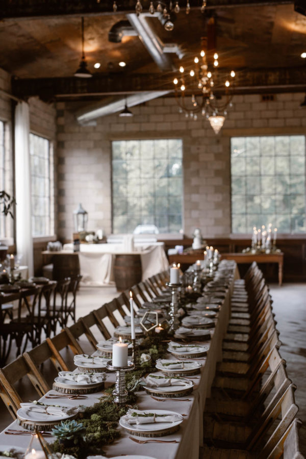 Organic Knoxville Wedding with A Neutral Palette Erin Morrison33