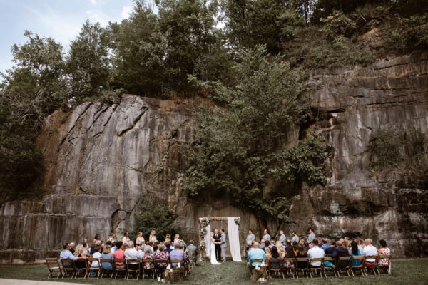 Organic Knoxville Wedding with A Neutral Palette Erin Morrison36