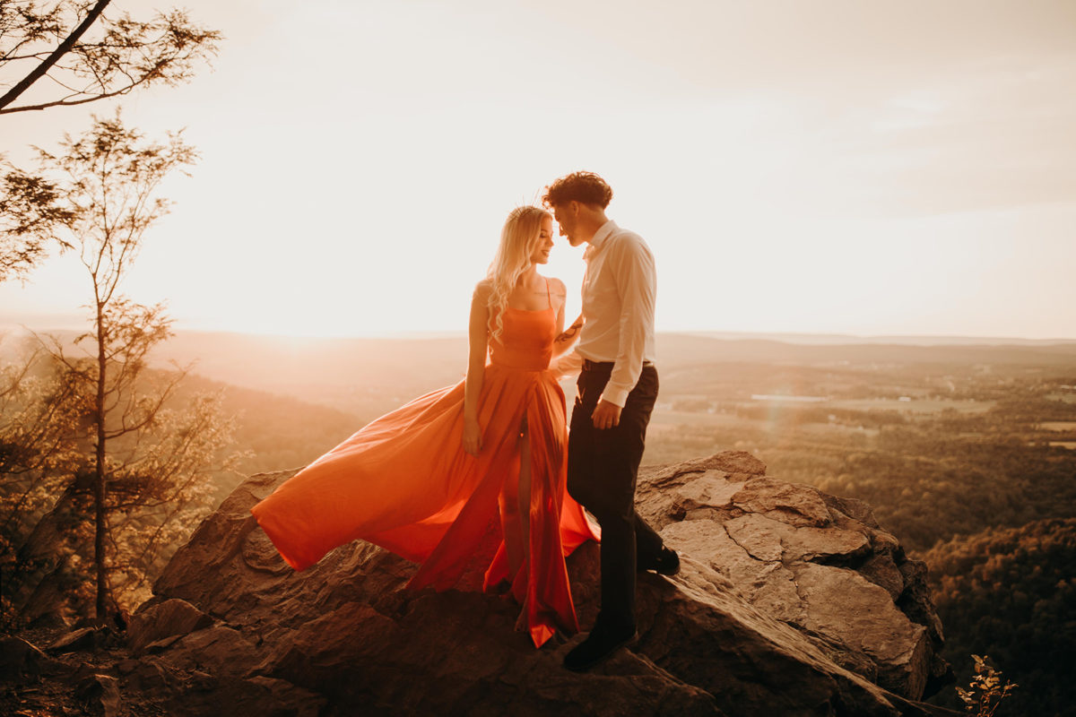 Mystical Mountainside Elopement Inspiration Fox and Ivy Photography21