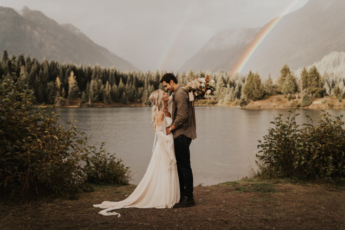 Rustic Bohemian Elopement Inspiration with Earth Tones Anna Tee Photography16