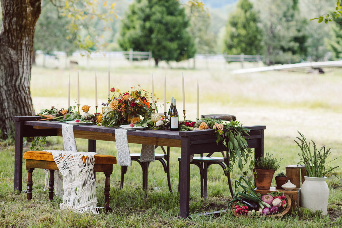 Organic Farmstead Wedding Inspiration Hazel Eye Photography27