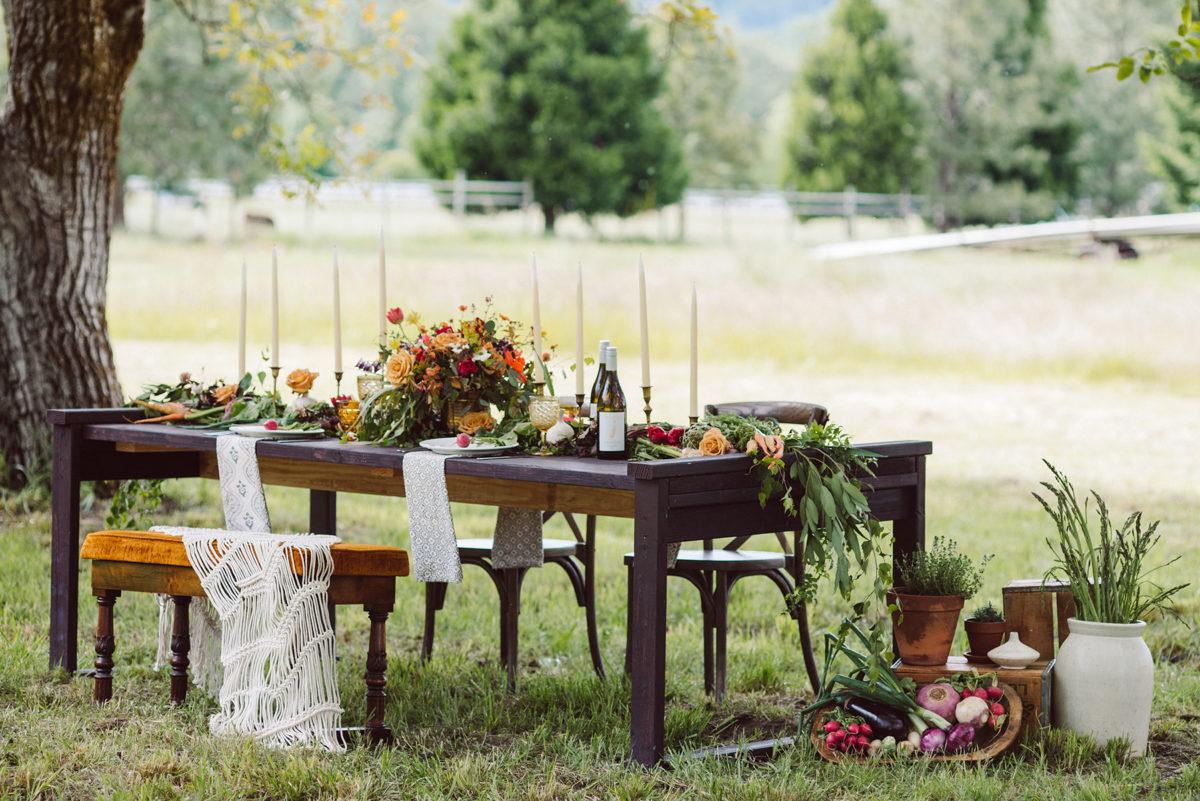 Organic Farmstead Wedding Inspiration Hazel Eye Photography27