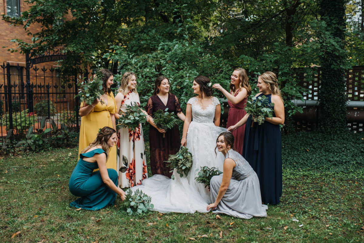 Rustic Ontario Fall Wedding Emma Davidson Photography25