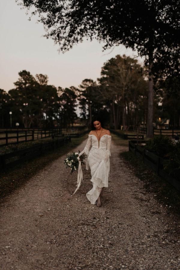 Bohemian Ranchstead Bridal Inspiration Taryn Lynn Photography12