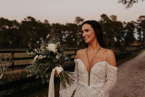 Bohemian Ranchstead Bridal Inspiration Taryn Lynn Photography13