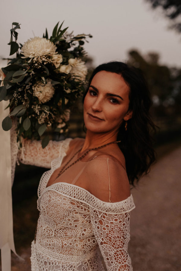 Bohemian Ranchstead Bridal Inspiration Taryn Lynn Photography14