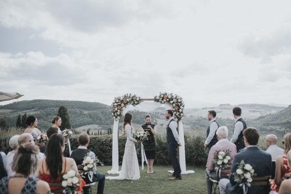 Relaxed and Intimate Tuscan Wedding Daniela Nizzoli11