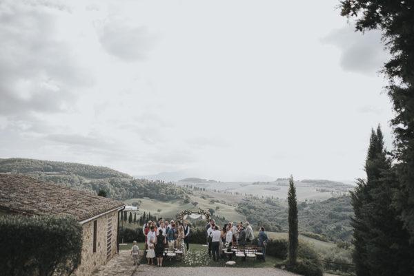 Relaxed and Intimate Tuscan Wedding Daniela Nizzoli13