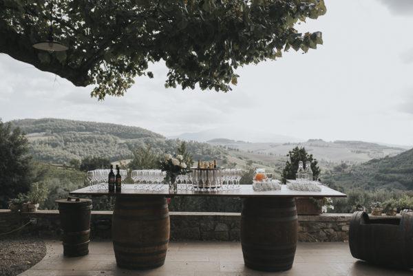 Relaxed and Intimate Tuscan Wedding Daniela Nizzoli14