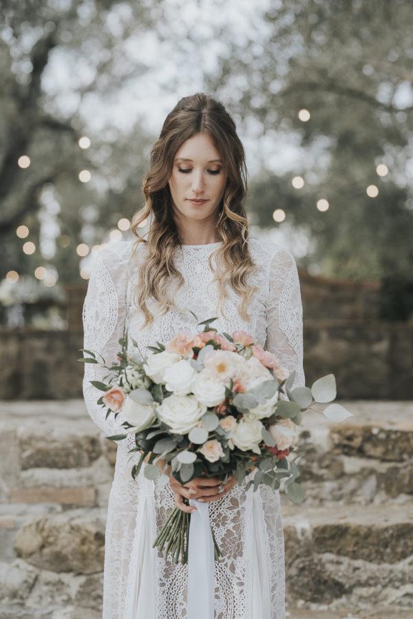 Relaxed and Intimate Tuscan Wedding Daniela Nizzoli16