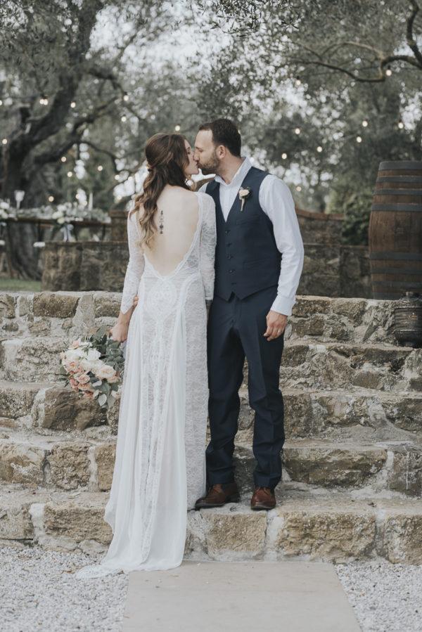 Relaxed and Intimate Tuscan Wedding Daniela Nizzoli18