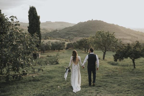 Relaxed and Intimate Tuscan Wedding Daniela Nizzoli23