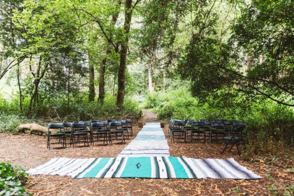 Intimate Stern Grove Wedding in San Francisco Zoe Larkin Photography01