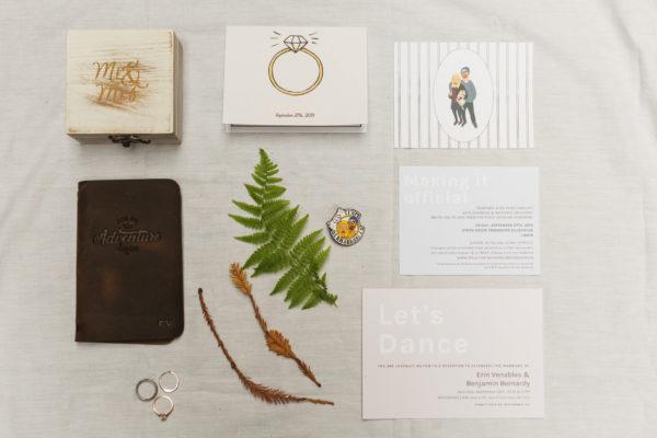 Intimate Stern Grove Wedding in San Francisco Zoe Larkin Photography06