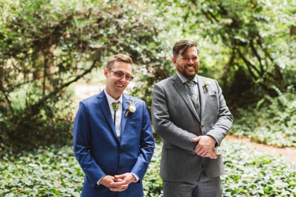 Intimate Stern Grove Wedding in San Francisco Zoe Larkin Photography10