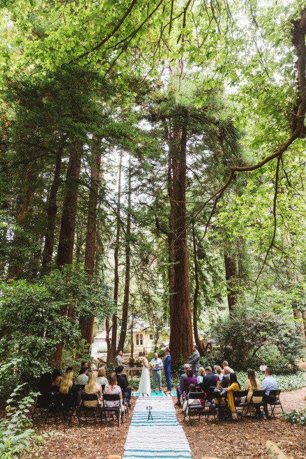 Intimate Stern Grove Wedding in San Francisco Zoe Larkin Photography12