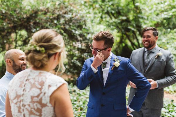 Intimate Stern Grove Wedding in San Francisco Zoe Larkin Photography13