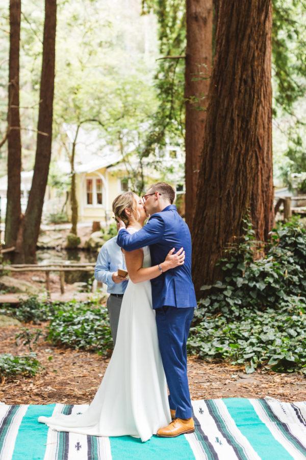 Intimate Stern Grove Wedding in San Francisco Zoe Larkin Photography14