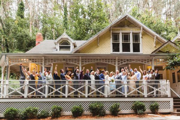 Intimate Stern Grove Wedding in San Francisco Zoe Larkin Photography16