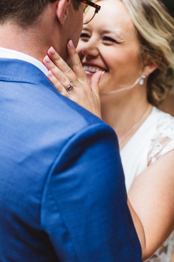 Intimate Stern Grove Wedding in San Francisco Zoe Larkin Photography17