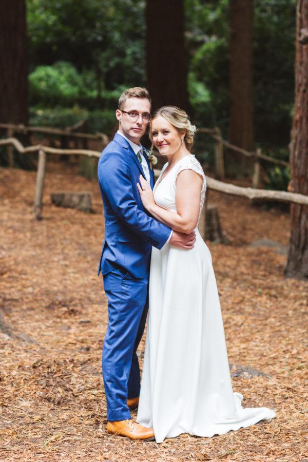 Intimate Stern Grove Wedding in San Francisco Zoe Larkin Photography18