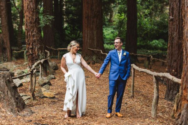 Intimate Stern Grove Wedding in San Francisco Zoe Larkin Photography19