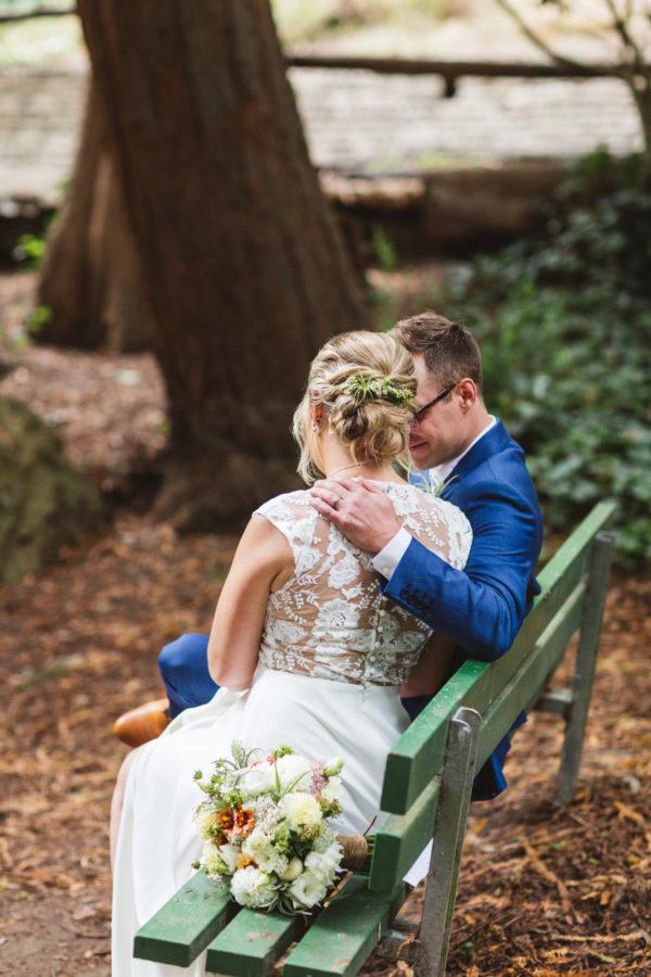 Intimate Stern Grove Wedding in San Francisco Zoe Larkin Photography20