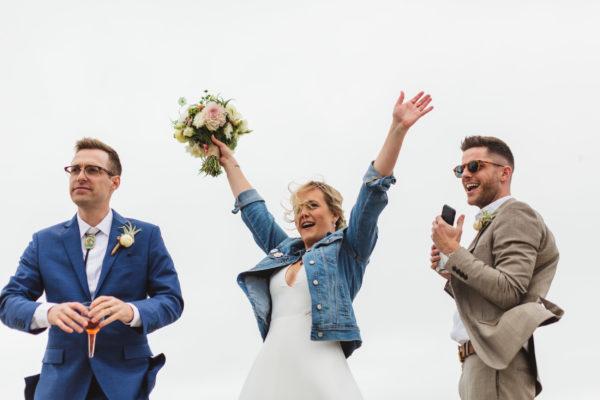 Intimate Stern Grove Wedding in San Francisco Zoe Larkin Photography24